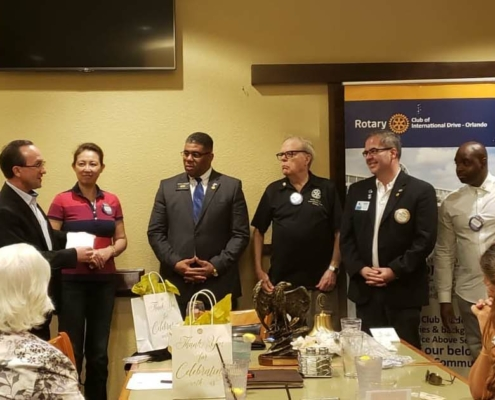 Rotary Club of International Drive - Orlando 2019-202 Board and Directors