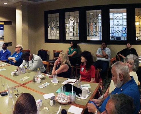 Rotary Club in Orlando near Universal Studios