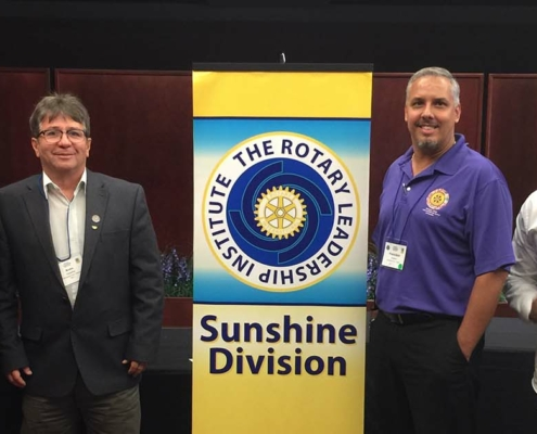 Rotary Club of International Drive | Rotary Leadership Institute