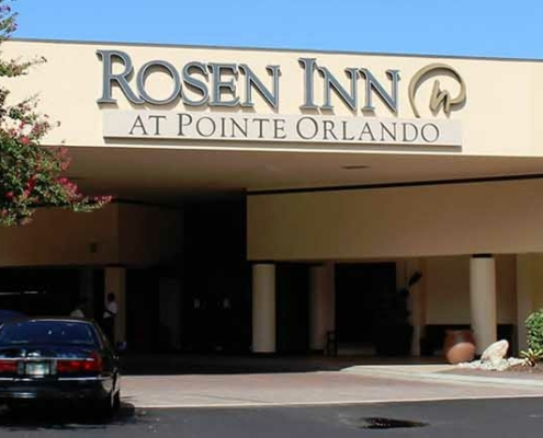 Rotary Meets at the Rosen Inn Pointe Orlando